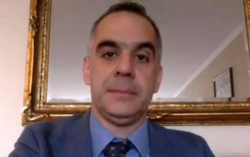 El fiscal de Alta Complejidad, Felipe Sepúlveda.