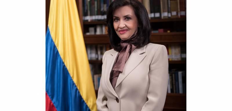 Claudia Blum Colombia