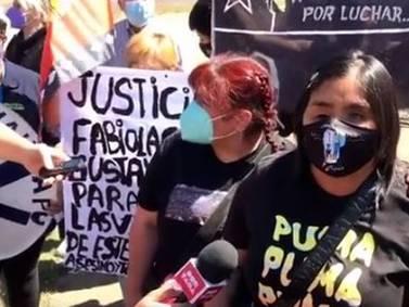 """Fabiola Campillai: """"Gracias a los jóvenes valientes que un 18-O se atrevieron a representar todas nuestras demandas"""""""