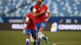 """El Lapadula chileno"": así hablan en la prensa peruana de Ben Brereton"